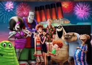 фото героев мультфильма монстры на каникулах 3