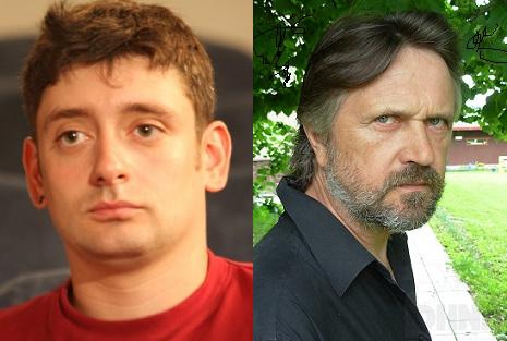 Антон и Владимир