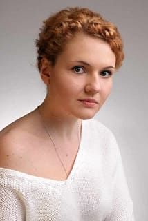 На фото Алена Фалалеева