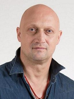 На фото Гоша Куценко