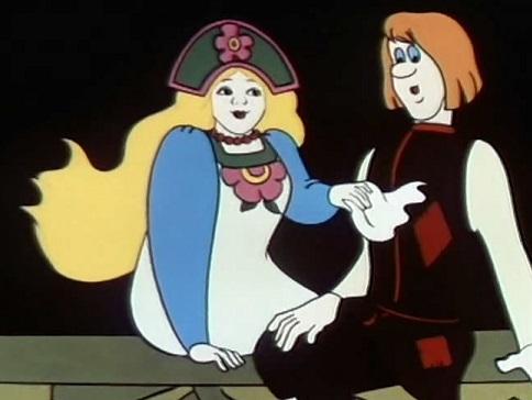 Картинка из мультфильма летучий корабль