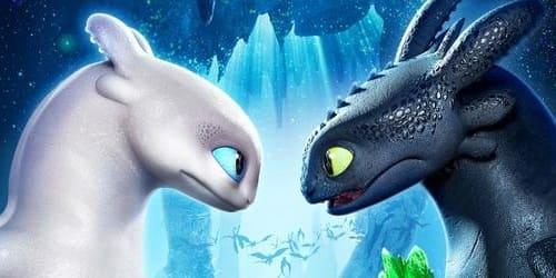 Картинка из мультфильма как приручить дракона 3