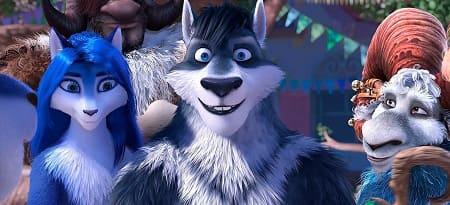 Картинка из мультфильма Волки и Овцы Ход свиньёй