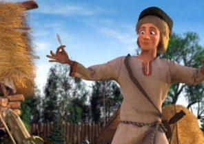 Картинка из мультфильма Садко