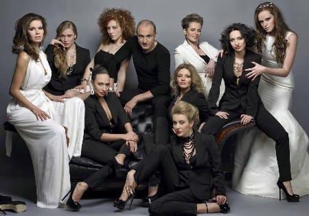 На фото хор Soprano Турецкого