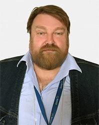 На фото Андрей Ярославцев