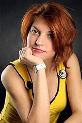 На фото Юлия Горохова