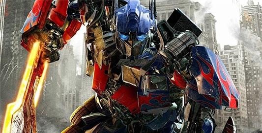 Картинка из фильма Трансформеры
