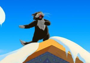 Иван царевич и серый волк 4 картинка из мультфильма