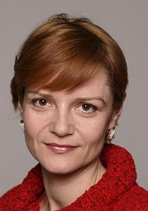 На фото Ольга Голованова