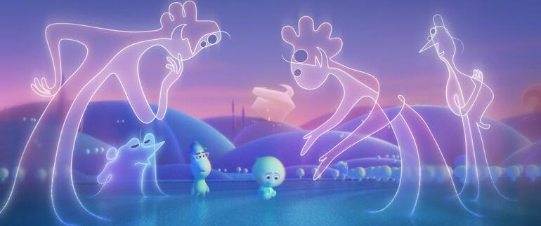 Фото из мультфильма Душа