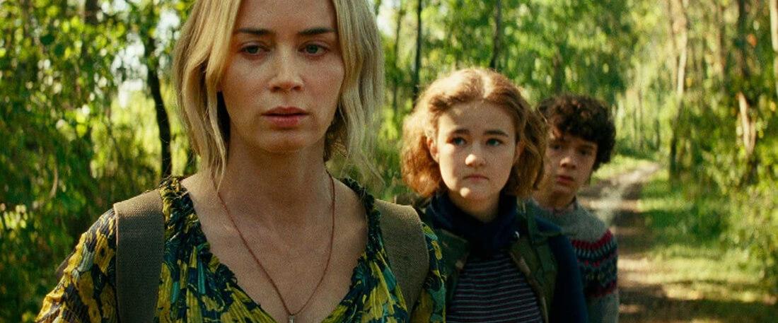 Картинка из фильма тихое место 2